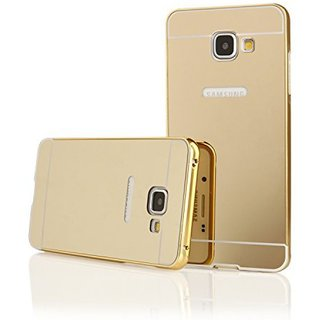 Samsung Galaxy J7 Prime Cover by 2Bro - Golden