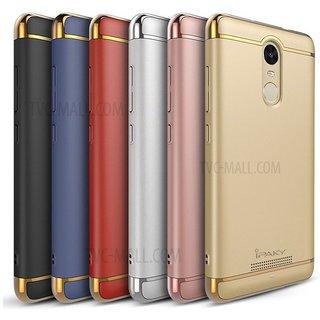 Redmi Note 3 Plain Cases ClickAway - Golden