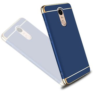 Redmi Note 4 Hybrid Covers BBR - Blue