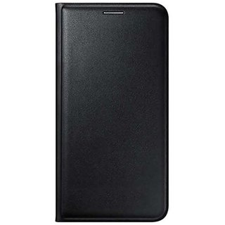 Samsung Galaxy J7 Pro Flip Cover by ClickAway - Black