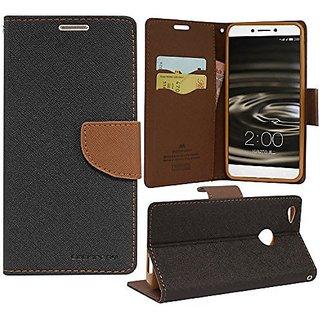 Motorola Moto G5S Plus Flip Cover by ClickAway  Brown