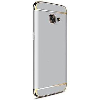 Samsung Galaxy J7 Prime Plain Cases 2Bro - Silver