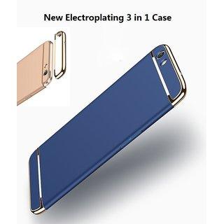 Vivo Y53 Plain Cases ClickAway - Blue