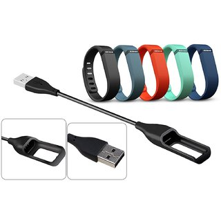 Replacement USB Charger Cable for Fitbit Flex Band Wireless Activity  Bracelet Charge Fitbit Flex 20cm / FITBIT Cable / FITBIT Charge cable /  Fitbit