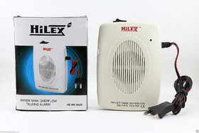 Branded Hilex Water Tank Over Flow Alert Alarm Sound System - Overflow Bell