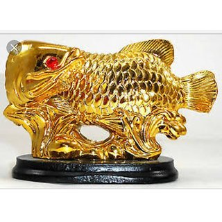 Rebuy Fish for Prosperity Wealth Strength Good Luck Happiness and Power
