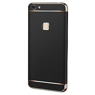 vivo V7 plus Plain Cases 2Bro - Black