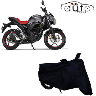 Abs Auto Trend Bike Body Cover For Suzuki Gixxer
