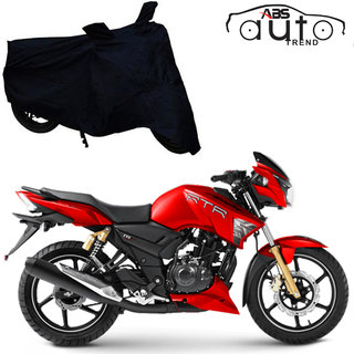 ABS AUTO TREND BIKE BODY COVER FOR TVS APACHE RTR180