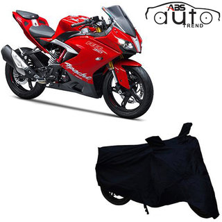 ABS AUTO TREND BIKE BODY COVER FOR TVS APACHE RR310