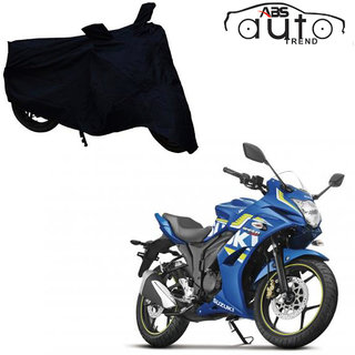 Abs Auto Trend Bike Body Cover For Suzuki Gixxer Sf