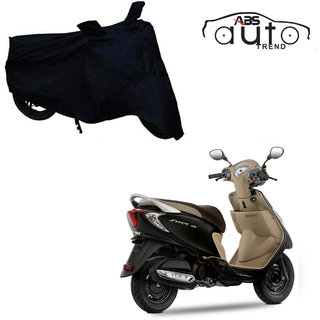 Abs Auto Trend Bike Body Cover For Tvs Scooty Zest