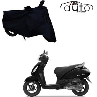 Abs Auto Trend Bike Body Cover For Tvs Jupiter