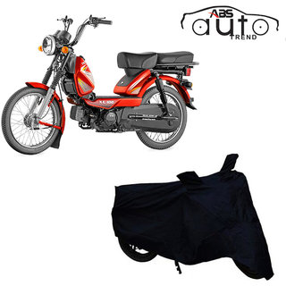 ABS AUTO TREND BIKE BODY COVER FOR TVS XL-100