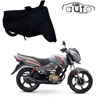 Abs Auto Trend Bike Body Cover For Tvs Victor