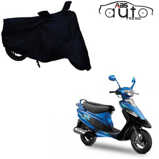 Abs Auto Trend Bike Body Cover For Tvs Scooty Pep Plus