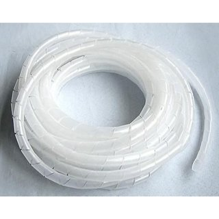 6mm Spiral wrap 3mtr wire management for CNC/Robotics/3D Printer