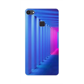 Printgasm Vivo V7 Plus printed back hard cover/case,  Matte finish, premium 3D printed, designer case