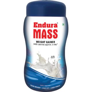Endura Mass Gainer 500 g. Vanila