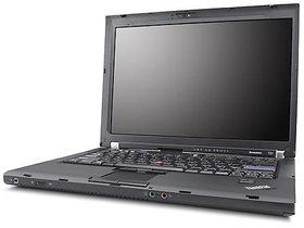 Refurbished Good Condition Lenovo T61 250 (C2D, 2GB RAM, 250 GB HDD, 14.1 Display)