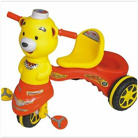 OH BABYBEAR Tricycle with Cycle with Canopy (MULTI) SE-TC-87