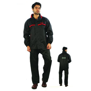 Mens Excaliber Reversible Rain Suit