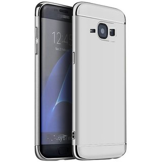 Samsung Galaxy J7 (2016) Plain Cases 2Bro - Silver
