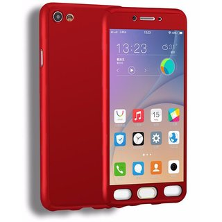 Oppo F3 Defender Series Covers ClickAway - Red