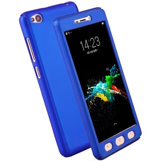 VIVO Y55S Plain Cases 2Bro - Blue