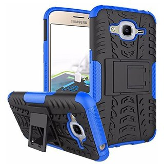 Samsung Galaxy J2 (2016) Hybrid Covers Noise - Blue