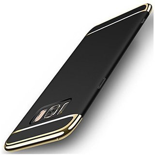 Galaxy S8 Plus Plain Cases 2Bro - Black