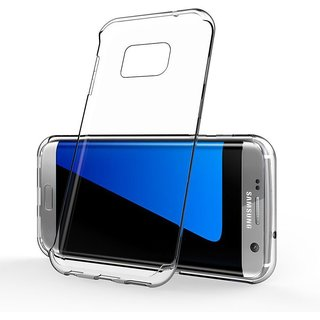 Samsung Galaxy S7 Edge Cover by Backer The Brand - Transparent