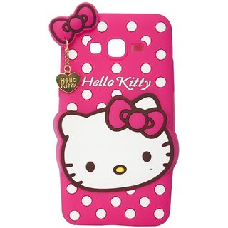 Monarch Printed Back Cover for Samsung Galaxy J1 - Pink