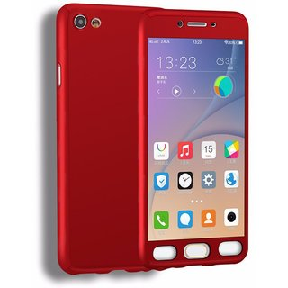 Oppo F1s Plain Cases Mercator - Red