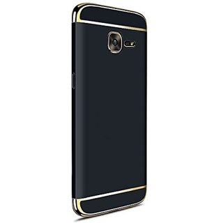 Samsung Galaxy J7 Prime Plain Cases 2Bro - Golden
