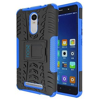 Noise Case With Stand For  Redmi Note 3 - Blue