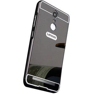 Lenovo K5 Note Cover by Shopizone - Black