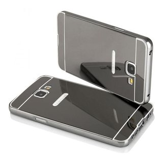 Samsung Galaxy J7 Prime Cover by PKSTAR - Black