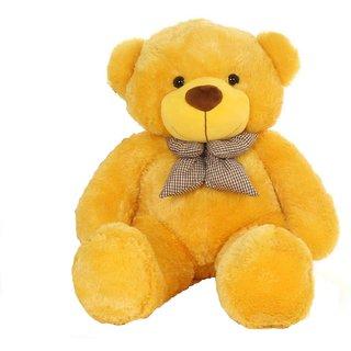 aa6342e273a Omex 5 Feet BIG Stuffed Spongy Teddy Bear Cuddles Soft Toy For Kids 152 Cm -
