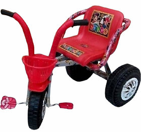 OH BABY Cycle Baby Tricycle WITH CYCLE COLOR Red SE-TC-104