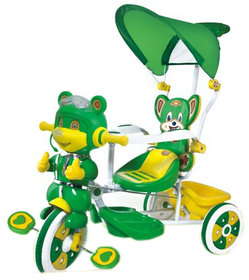 Oh BabyBaby MINI Musical GREEN Color Tricycle For Your