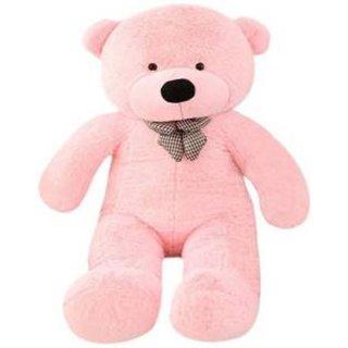 Omex 5 Feet Big Stuffed Spongy Teddy Bear Cuddles Soft Toy For Girls 152 Cm