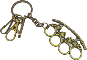 Metal Keychain keyring for bike car girls boys