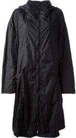 FastFox Biker Long Rain Coat , Knee Length, Free Size, Assorted Colors ( set of 1 )