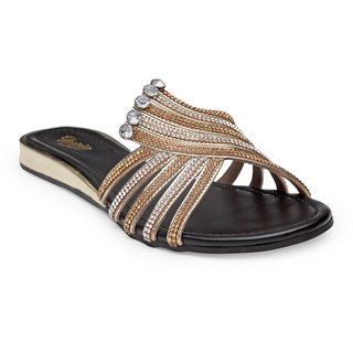 c863329818a9 Buy Smart flat sandal without back strap Online - Get 30% Off