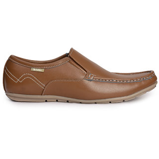d1bc7e92424 Buy Action Shoes Camel Loafers Shoes For Men Online   ₹999 from ...