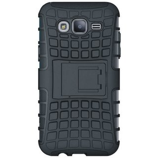 Samsung C9 Pro Defender Back Cover with Kick Stand