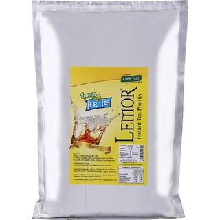 Lemor Lemon Flavored Refreshing Instant Ice Tea - 1 kg
