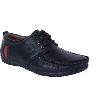 Shoebook Office Black casual formal Shoes