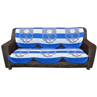 3 Seater kniting Sofa Cover by vivek homesaaz